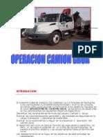 Camion grua Pluma(NEW)