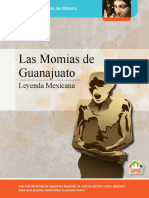 Leyenda Momias Guanajuato