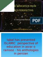 ـIqbal's Educational Model.pptx