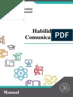 Manual Habilidades Comunicativas Unidad I