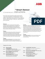 ABB - Leaflet - Smart sensor installation_5.2017