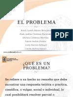 El PROBLEMA Exposición
