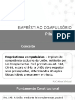 Emprestimo Compulsorio - revisto 2018