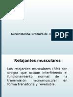 2. Succinilcolina, vecuronio