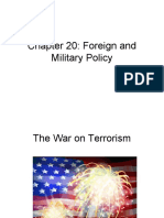 America's Foreign and Military Policy