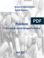 Análise das Linhagens de Probióticos__23042018