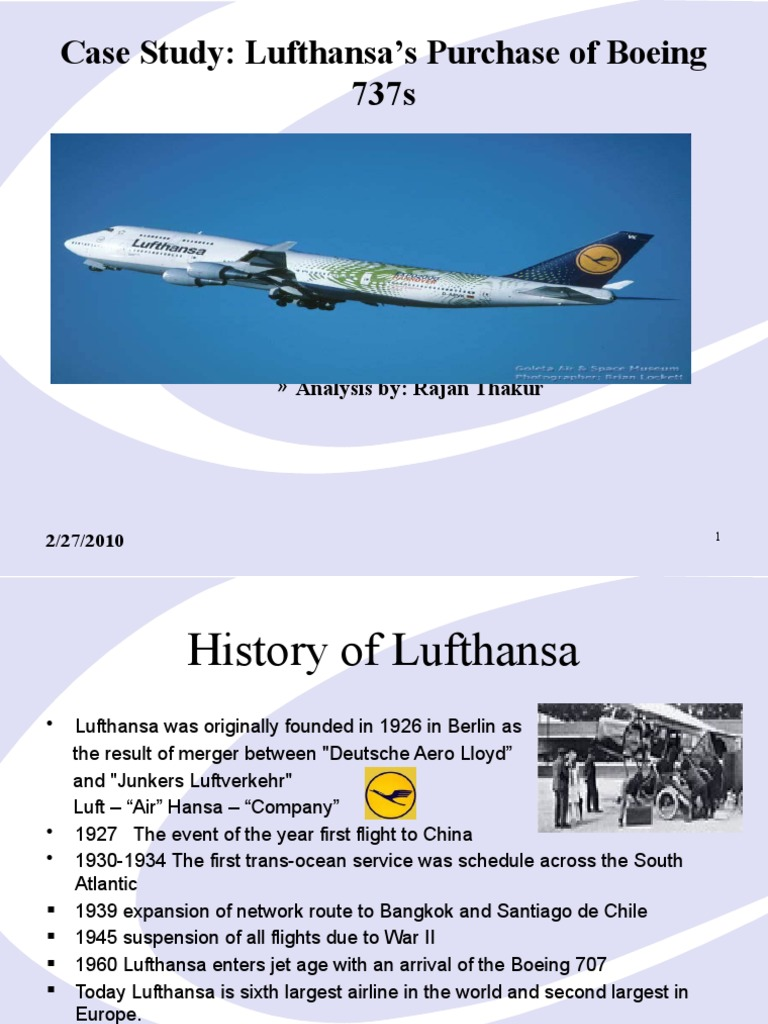 lufthansa heinz ruhnau fired case This case was prepared by professor michael h moffett for the purpose of  classroom discussion only, and not to  it was february 14, 1986, and herr  heinz ruhnau, chairman of lufthansa (germany) was summoned  should be  terminated.