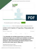 Capitulo 4 Preguntas y Respuestas del Examen _ CCNA v6.0 Español