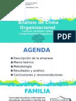 Grupo6_Presentacion_clima_organizacional