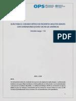 Guias COVID-19 Cuidado Critico Abril 2020 Abril Version Larga V1