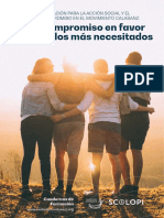 09 Cuadernos MC. Compromiso en favor de los mas necesitados