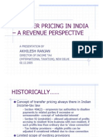 Transfer Pricing Ppt