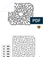 latest research maze