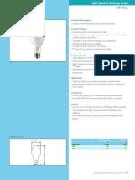 HPI-PLUS ( Metal Halide lamp )