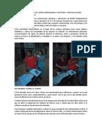 Informe Red de Salud