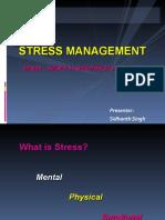 Sidhanth Stress Managemnt