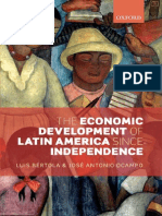 (Initiative for Policy Dialogue Series) Luis Bértola, José Antonio Ocampo - The Economic Development of Latin America since Independence-Oxford University Press (2012).pdf