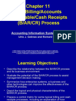 Gelinas-Dull 8e Chapter 11 Billing & Receivable.ppt