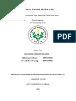 CJR Teknik Dasar Listrik Kelompok 5