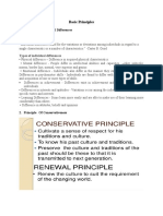 curriculum notes