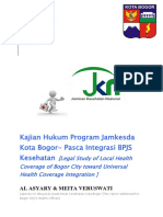 Laporan Akhir-Kajian Hukum Jamkesda Bogor ke BPJS Kes.pdf