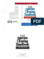 The Aqueous Cleaning Handbook