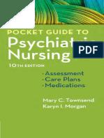 Mary C. Townsend  Karyn I. Morgan - Pocket Guide to Psychiatric Nursing (20.pdf