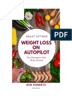 Smart Ketosis Weight Loss on Auto Pilot by Ken Roberts FREE Keto E-book