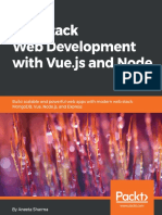Full-stack web development with Vue.js and Node _ build scalable and powerful web apps with modern web stack, MongoDB, Vue, Node.js, and Express ( PDFDrive.com ).pdf