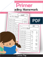 Sight Words reading 2