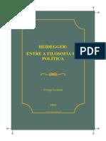 Heidegger entre a Filosofia e a Politica.pdf