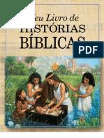 Meu livro de Historias Biblicas