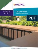 GUIDE PRATIQUE COUVRE-MURS 2019