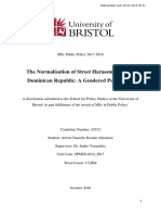 Thesis Normalisation of Street Harassment Thesis (1) (1).pdf