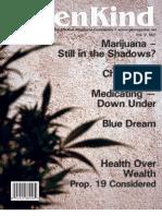 GreenKInd Magazine, Vol 5, No 1