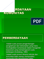 PEMBERDAYAAN  MASYARAKAT.ppt