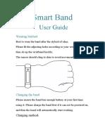 smart band user manual.pdf