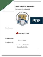 Bank Alfalah by Ammar pdf