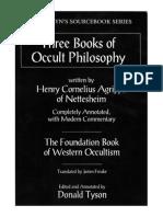 Cornelius Agrippa - Three Books of Occult Philosophy.pdf