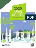 World Scientific-Asian Studies Catalogue 2020.pdf