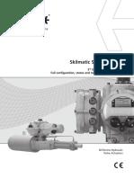 Rotork SKilmatic Full range pub021-069-00-0219