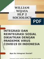 Hlp 2 Sociology William Wijaya
