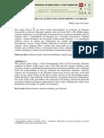 UM BREVE HISTÓRICO DA LITERATURA HOMOERÓTICA NO BRASIL
