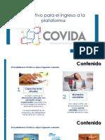Instructivo de registro trabajadores COVIDA