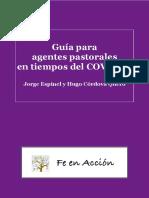 Espinel y Cordova Quero (2020) - Guia Agentes Pastorales Tiempos COVID-19