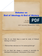 Debates on End of Ideology & End of History.pdf