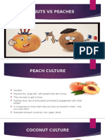 coconuts vs peaches