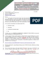20200413-Mr G. H. Schorel-Hlavka O.W.B. to Victoria's Human Rights Commissioner Kristen Hilton