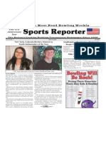 April 16, 2020  Sports Reporter