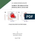 Geochemistry Data Analisis